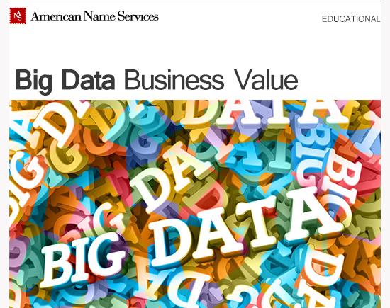 Big Data Business Value
