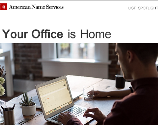 Your Office is Home